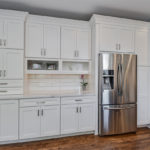 Top trends in kitchen white cabinets