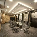 Hollywood style meeting room