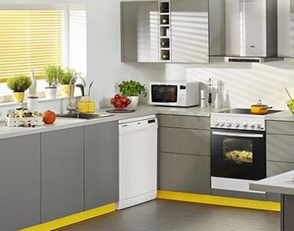 Modern Kitchen Designs.. Every Woman's dream