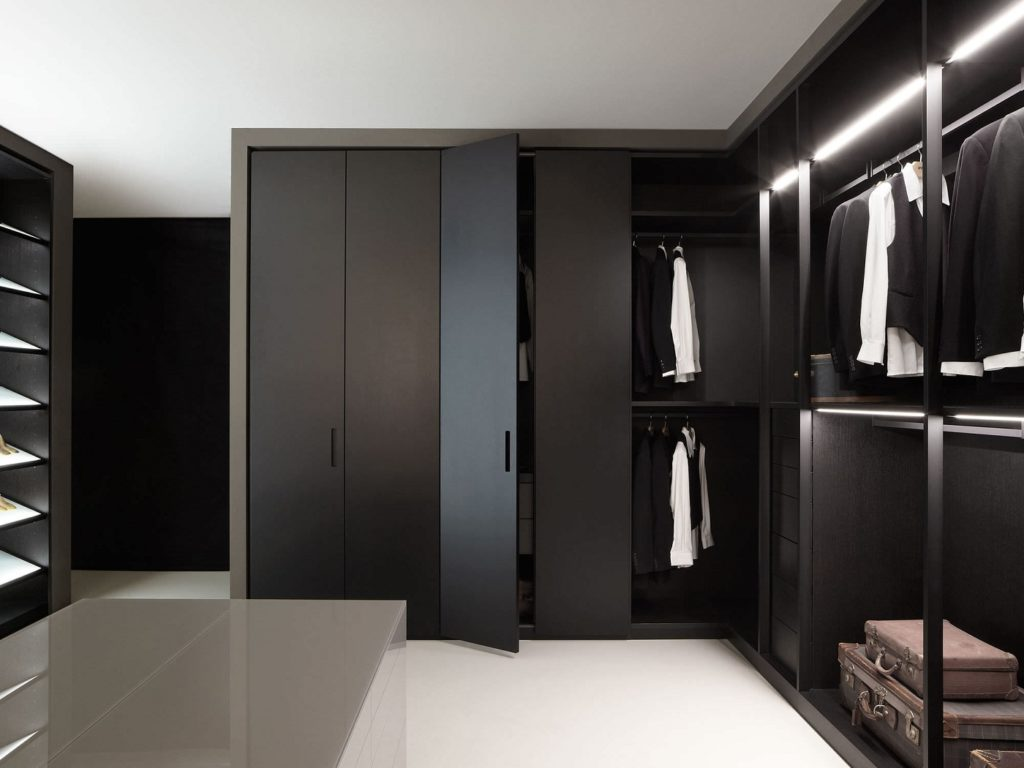 Bedroom Wardrobe Designs Luxury Modern Wardrobes Designs For within proportions